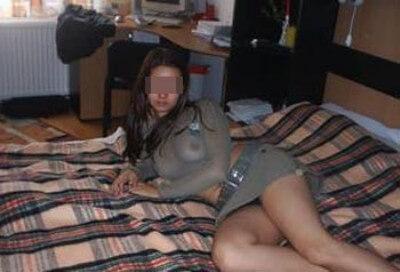Bourgeoise cochonne sur Lille désirant se faire un homme
